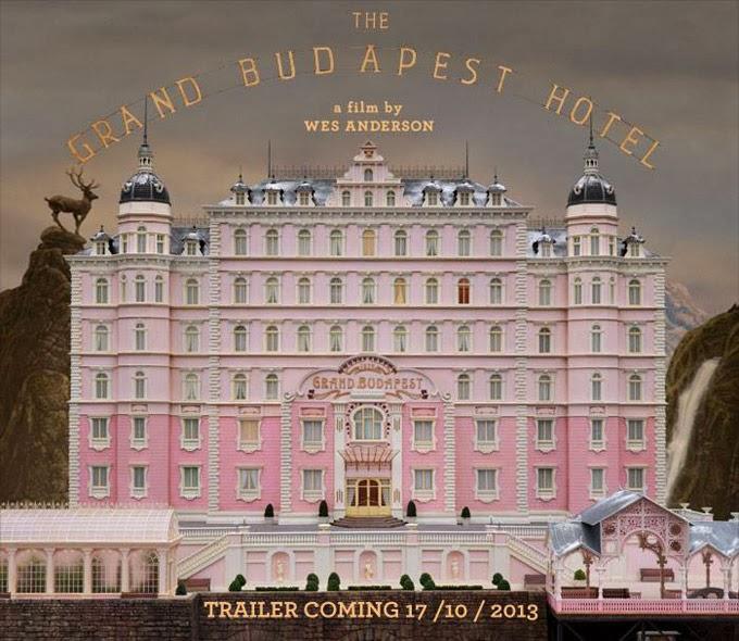 Le blog de zazie the grand budapest hotel for Hotel budapest