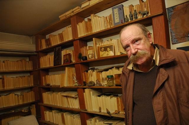 Alberto Laiseca, escritor argentino