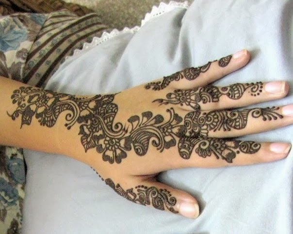 Mehndi Elephant Wallpaper : Indian mehndi designs that are pure inspiration livinghours