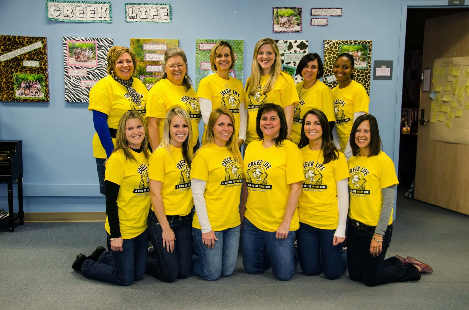 Meet the Dynamic Kindergarten Team