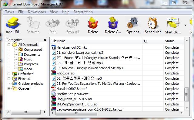 download serial number idm 6.07 asli
