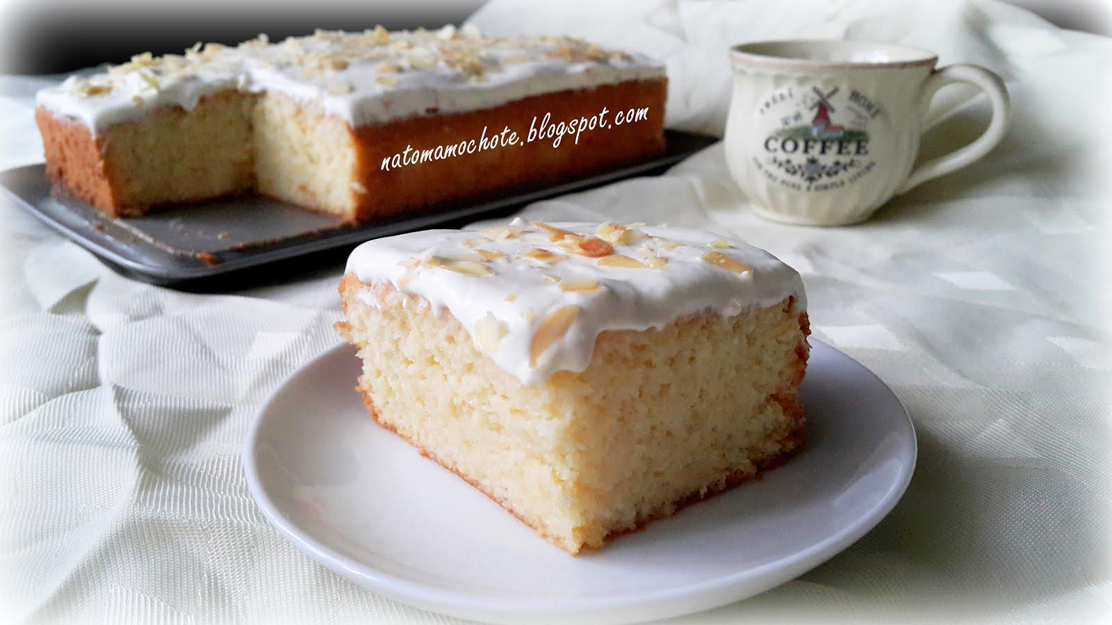 Ciasto Potrójnie Mleczne - Tres Leches Cake