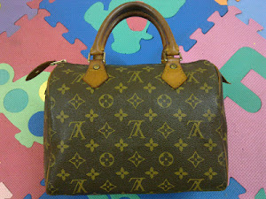 Louis Vuitton Monogram Speedy 25 Bag(SOLD)