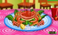 Crab Decoration | Toptenjuegos.blogspot.com