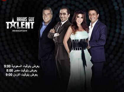 عرب غوت تالنت الموسم الثالث الحلقة الثانية