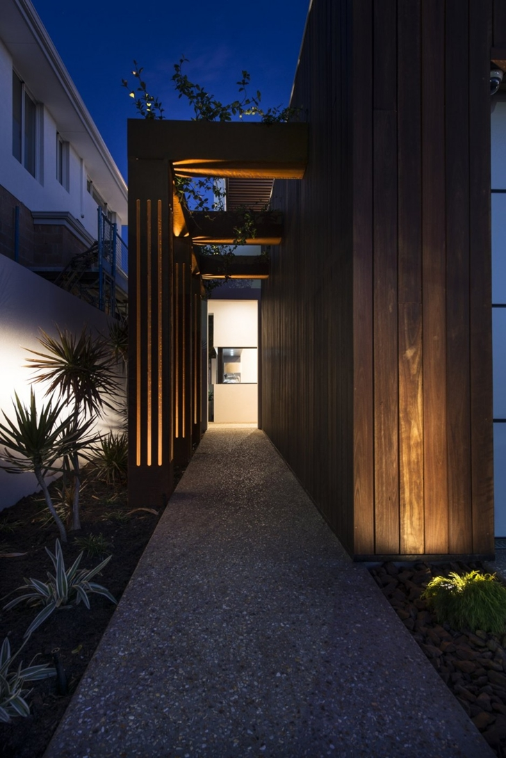 Walkway to The Warehaus by Residential Attitudes