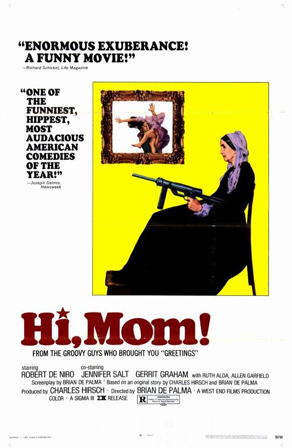 Hi, Mom! movie