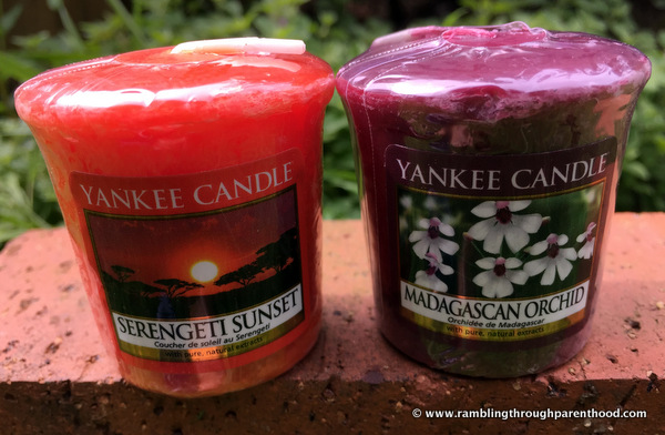 Out Of Africe by Yankee Candle
