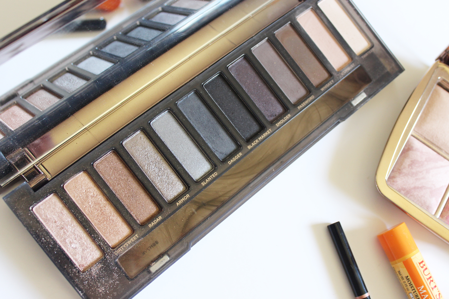 MOST LOVED | December '15 - Urban Decay, Anastasia Beverly Hills, Burt's Bees, Essie +  Hourglass - CassandraMyee
