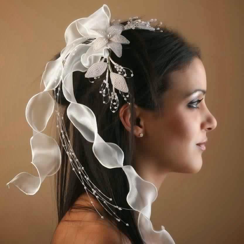 Accessoire pour mariage cheveux