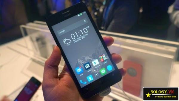 Smartphone Zenfon 5 và Zenfone 4.