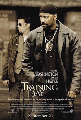 training day 5 Dia de entrenamiento (2001) Español