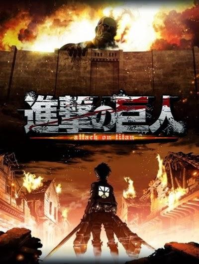 Attack on Titan (Wit Studio, 2013)