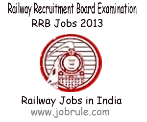RRC SCR Secunderabad (A.P) Recruitment of 2801 Group-D (Track man, Helper-II, & Points man) September 2013