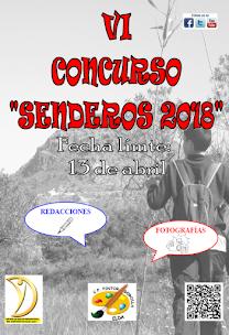 VI CONCURSO SENDEROS 2018