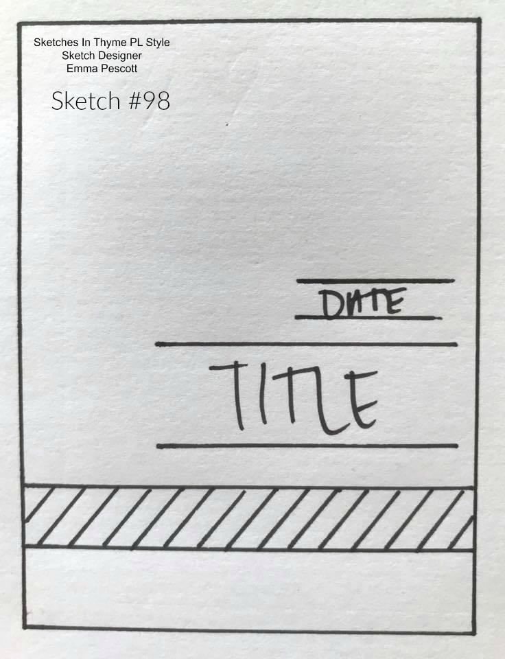 Sketch #98 March 16-31