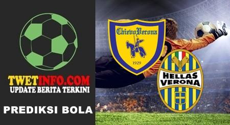 Prediksi Chievo vs Hellas Verona