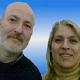 Lics. Marcelo y Graciela Quiroga.