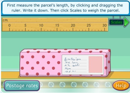 HTS 3rd Grade Technology Blog: Measurement Games Today!