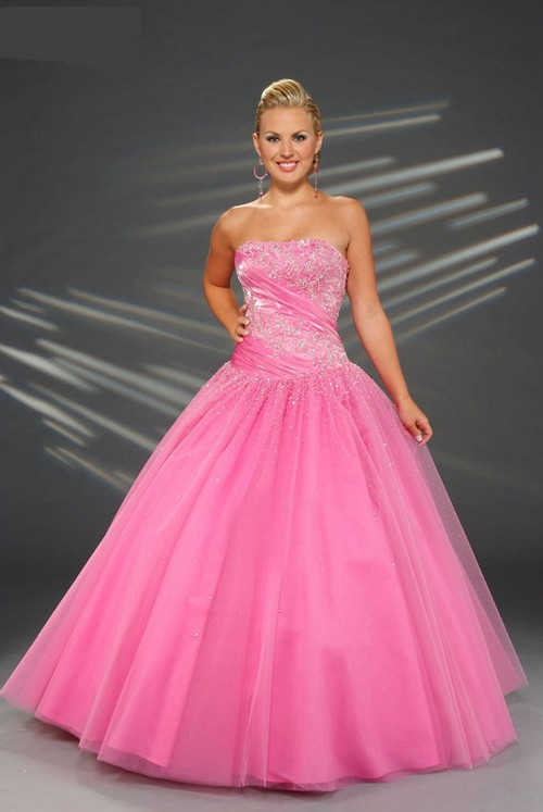gorgeous pink wedding gowns have your dream wedding