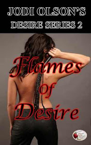 Flames of Desire by Jodi Olson