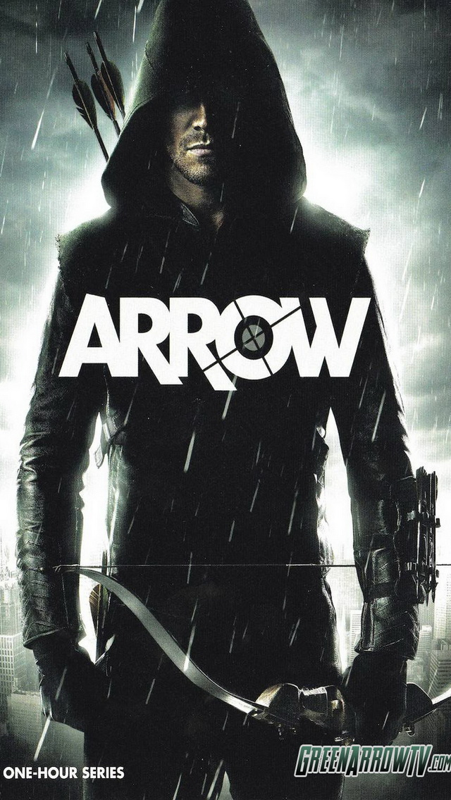 Arrow TV Series IPhone 5 Wallpaper