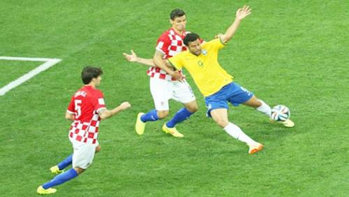 Sikap seorang trader dan Piala Dunia 2014 Brasil
