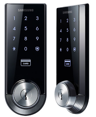 Samsung SNS lança Fechadura Inteligente SHS-3320