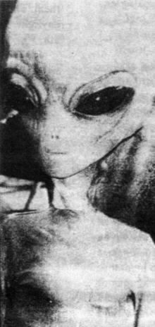 alien - Impactantes documentos oficiales confirman que razas extraterrestres viven en la Tierra: (Video y fotos)