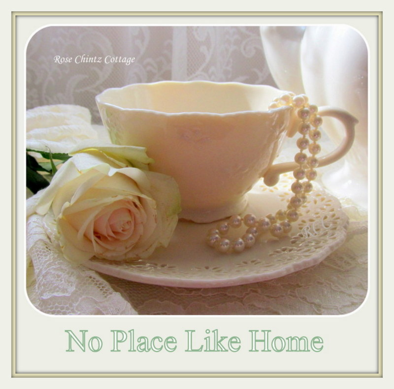 Please Join me on Mondays for 'No Place Like Home'