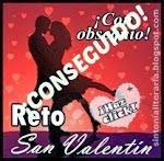 Reto San Valentín