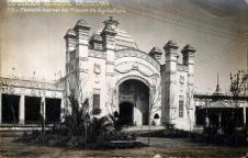 38 - FACHADA CENTRAL DEL PALACIO DE AGRICULTURA