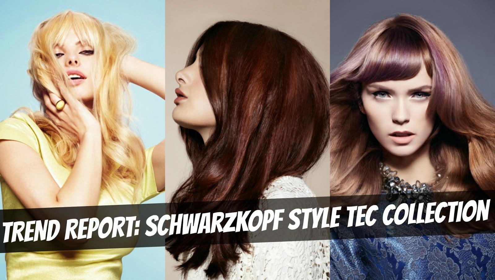 Tendencias para el cabello presentadas por Schwarzkopf