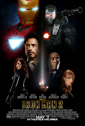 Film 44: Iron Man 2 (2010). Directed by: Jon Favreau.