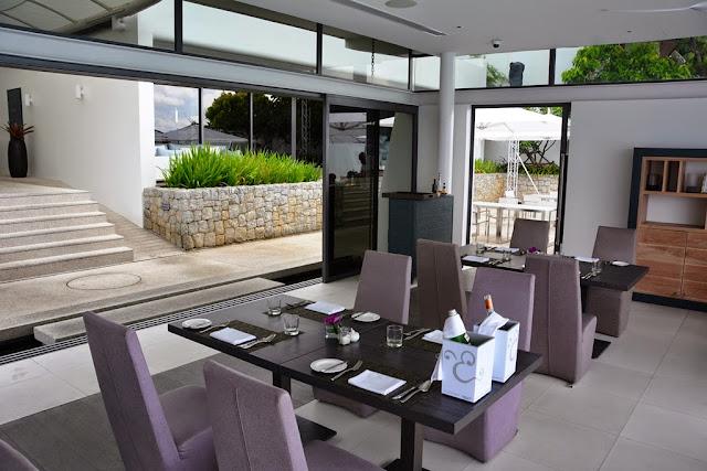 Kata Rocks Phuket restaurant