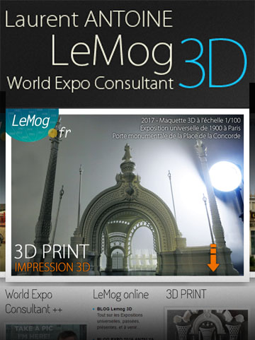 LeMog 3D World Expo Consultant