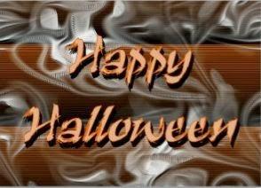 Feliz Halloween, parte 1