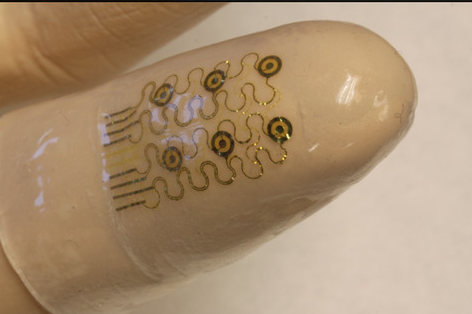 Artificial Skin could give people sense of touch