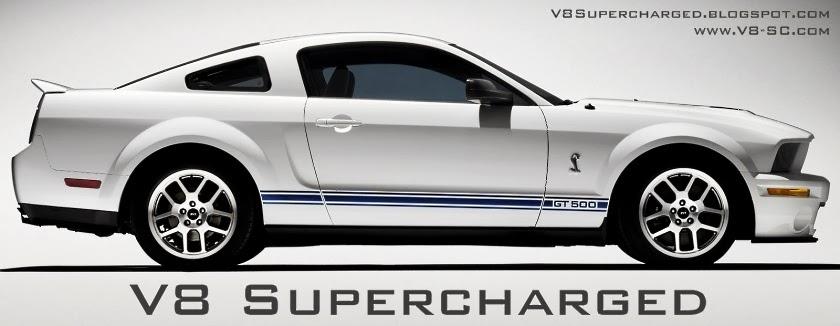 V8 Supercharged