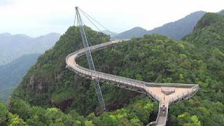 Jembatan Langkawi Sky, Malaysia