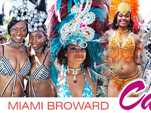 Miami / Broward 2012 Carnival Fetes