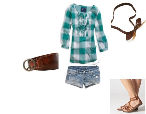 Teenage girl clothes 2012