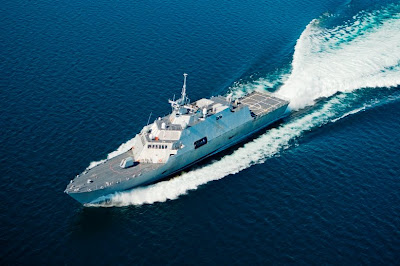 DEFENSE STUDIES: US to Deploy Littoral Combat Ships to Singapore