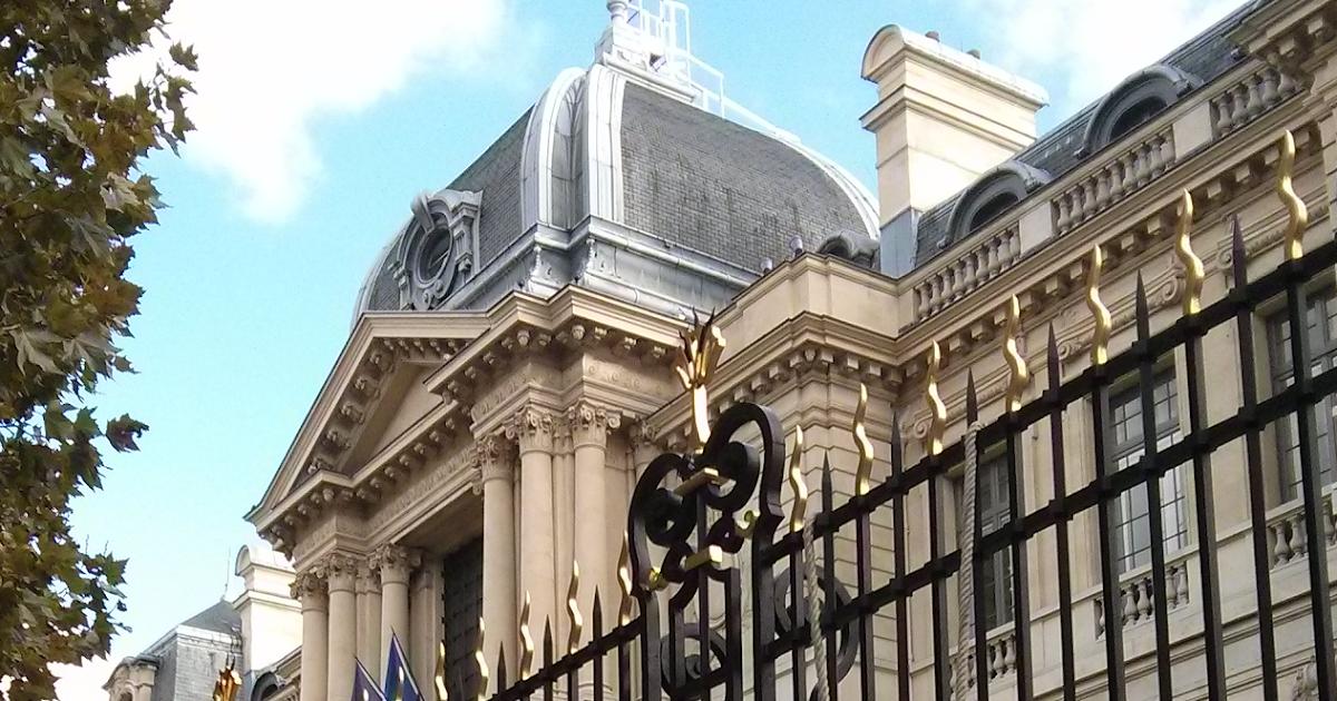 Mobilisation pour la d fense de l 39 ifa chauvin constat de for Chambre de commerce et d industrie de paris ccip