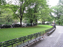 Central Park Running Distances