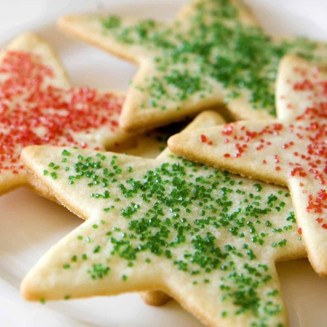 Sugar Cookies Recipe ~ Easy Dessert Recipes