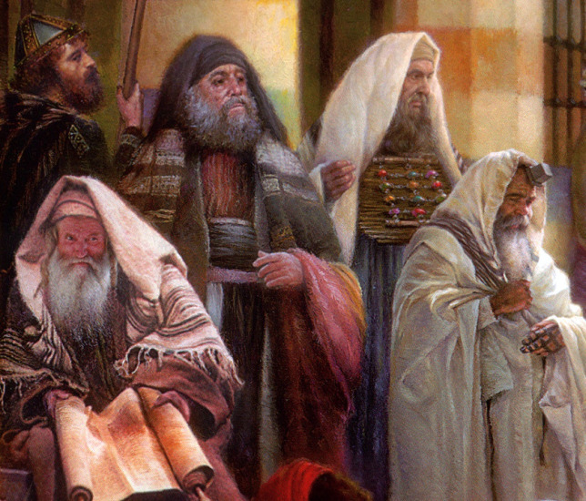 Scribes and Pharisees