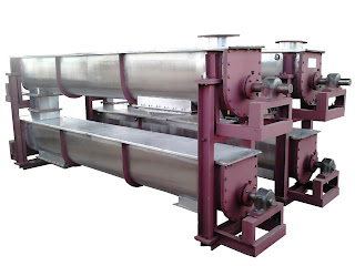 U Type Screw Conveyors