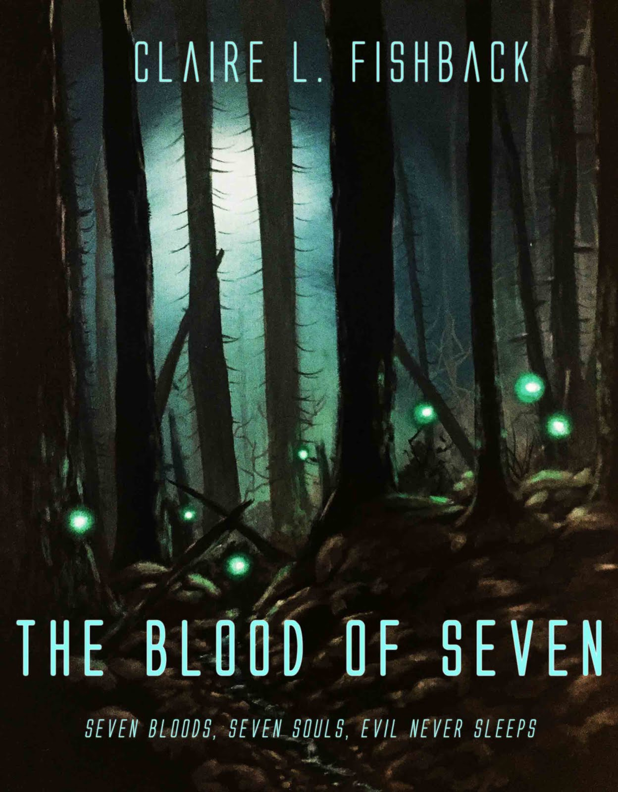 THE BLOOD OF SEVEN Kindle Scout Campaign!