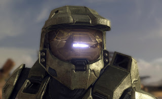 Masterchief from Halo
